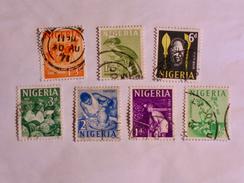 NIGERIA  1961  LOT# 2 - Nigeria (1961-...)