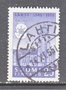 FINLAND  331   (o)   LAHTI - Finland