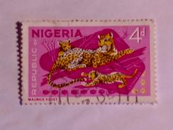 NIGERIA  1965-66  LOT# 4  ANIMAL - Nigeria (1961-...)