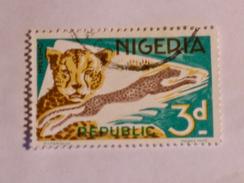 NIGERIA  1969-72  LOT# 5  ANIMAL - Nigeria (1961-...)