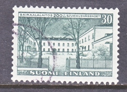 FINLAND  345   (o)   MEDICAL  CLINIC  PUBLIC  HEALTH - Finland