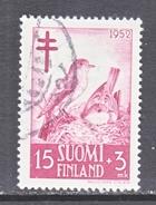 FINLAND  B 118   (o)   FAUNA  BIRDS - Finland