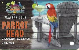Margaritaville Resort Casino - Bossier City, LA - Slot Card - Casino Cards