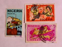 NIGERIA  1965-74  LOT# 6 - Nigeria (1961-...)