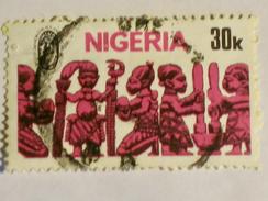 NIGERIA  1976-77  LOT# 8 - Nigeria (1961-...)