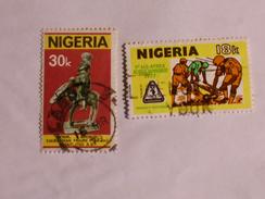 NIGERIA  1977-78  LOT# 11 - Nigeria (1961-...)