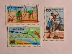 NIGERIA  1981-82  LOT# 12 - Nigeria (1961-...)
