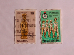 NIGERIA  1982-83  LOT# 13 - Nigeria (1961-...)