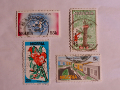 NIGERIA  1985-86  LOT# 14 - Nigeria (1961-...)