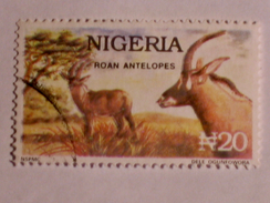 NIGERIA  1992-93  LOT# 17  ANIMAL - Nigeria (1961-...)