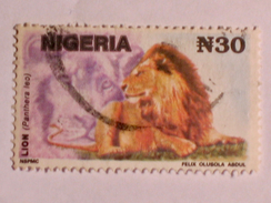NIGERIA  1992-93  LOT# 18  ANIMAL - Nigeria (1961-...)
