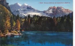 Switzerland Blausee Mit Doldenhorn - VS Valais