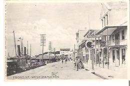 Front St., West Hamilton, Bermuda - Bermuda
