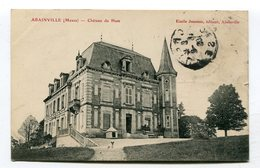 CPA  55  :   ABAINVILLE    Château Du Ham   VOIR  DESCRIPTIF §§§ - Other Municipalities