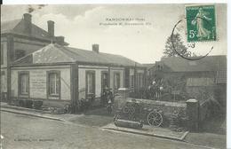 RANDONNAI - Fonderie E. GAUSSELIN FILS - France