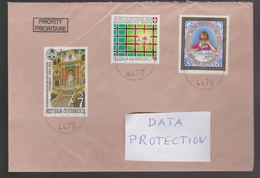 M 802) Österreich Mi# 1789+2099+1756 MiF: Justiz Recht Waage Gitter, Philatelie - Other