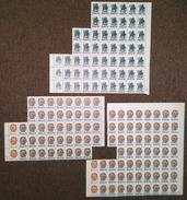 Kazakhstan Stamps 1992 On USSR Overprint + No Perf Buran MNH. See Photo - Kazachstan