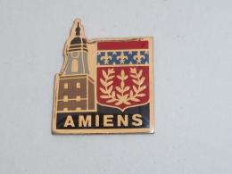 Pin's BEFFROI D AMIENS - Ciudades