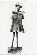 Sculpture Le Dieu GOU Statue En Fer  (R317 - Sculture