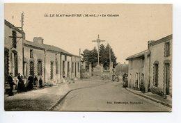 Le May Sur Evre Calvaire - Autres Communes