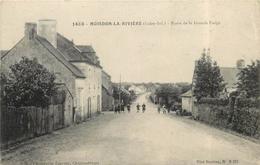 MOISDON LA RIVIERE - Route De La Grande Forge. - Moisdon La Riviere