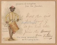 Sudan  Blossoms Of Civilization The Gordon Guards   Su377 - Soudan