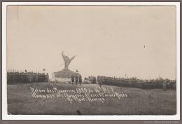 ° MILITARIA ° Retour Des Manoeuvres 1929 Du 167 B.C.P. Au MORT - HOMME ° - Maniobras