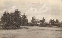 ANTSIRABE - Poste Et Télégraphe. - Madagascar