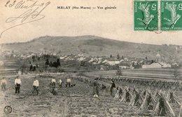 (24)  CPA  Melay  Vue Generale (bon Etat) - Other Municipalities