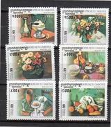 PHILEXFRANCE '99  Cézanne Matisse Friesz Derain Henri Fantin-Latour MNH (c35) - Cambodja
