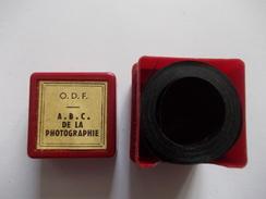 FILM FIXE ODF A.B.C. De La Photographie - Bobines De Films: 35mm - 16mm - 9,5+8+S8mm