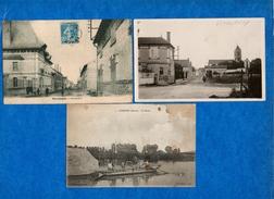 51-MARNE- Lot*  De 15 Cartes.-(Cumieres,Ambonnay,Bourgogne,Chalons S/m,Cuperly,Le Four,Le Gault, ..)  CPA - France
