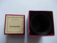 FILM FIXE ODF L'incendie - Bobines De Films: 35mm - 16mm - 9,5+8+S8mm