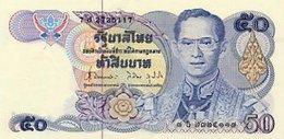 Thailand 50 Baht 1985 Pick 90b UNC - Thailand