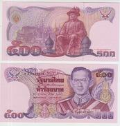 Thailand 500 Baht 1985 Pick 91 Sign 60 UNC - Thailand