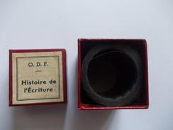 FILM FIXE ODF Histoire De L'écriture - Bobines De Films: 35mm - 16mm - 9,5+8+S8mm