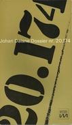 JOHAN DAISNE  - DOSSIER NR. 20.174 - MARNIX POCKET N° 40 - Literature