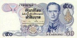 Thailand 50 Baht 1992 Pick 94 UNC - Thailand