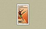 Hungary 2002. Gymnastics Stamp MNH (**) Michel: 4754 / 2 EUR - Ungebraucht