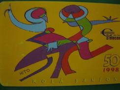 Télécarte Du Cap-Vert - Cape Verde