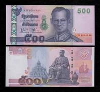 Thailand 500 Baht 1996 Pick107 Sign76 UNC - Thailand
