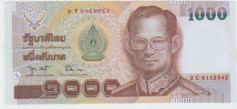 Thailand 1000 Baht 2000 Pick108 UNC - Thailand