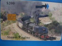 Télécarte Du Zimbabwe - Zimbabwe