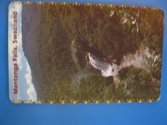 Télécarte Du Swaziland - Swaziland
