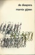 MARNIX GIJSEN - DE DIASPORA - MEULENHOFF POCKETS N° 162 - Literature