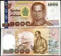 Thailand 100 Baht 2005 Pick 115 Sign83 UNC - Tailandia