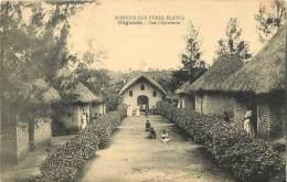 OUGANDA    MISSIONS DES PERES BLANCS     LEPROSERIE - Ouganda