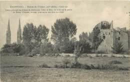MACHECOUL      CHATEAU DE GILLES DE RETZ - Machecoul