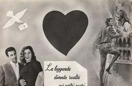 11948) MATRIMONIO INNAMORATI LA LEGGENDA DIVENTA REALTA' NON VIAGGIATA ROMEO E GIULIETTA - Nozze