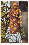 TRINIDAD / Indian Woman - Trinidad